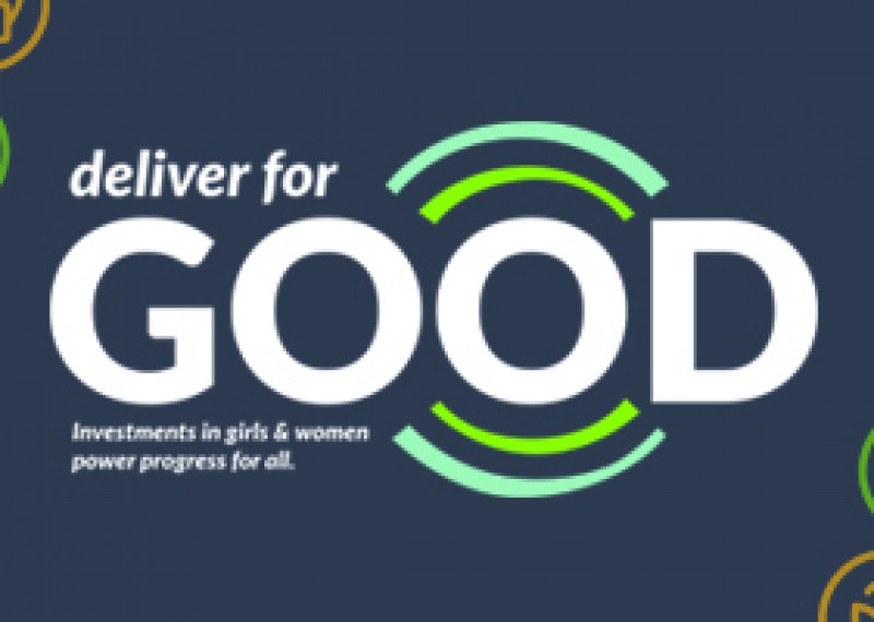 Will You Deliver on the Promise of the SDGs? Will You Deliver for Girls and Women? Will You Deliver for Good?