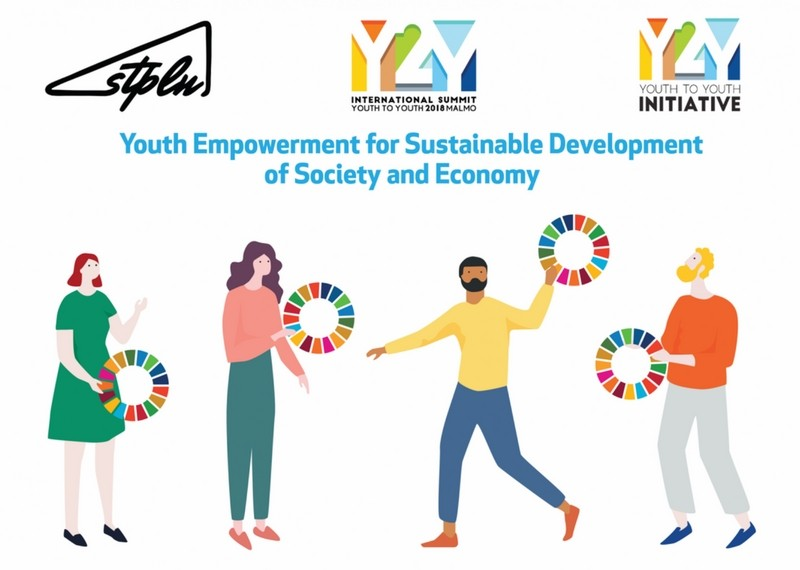 4th International Youth to Youth Summit Malmö, Sweden – 31st of May – 4th of June 2018