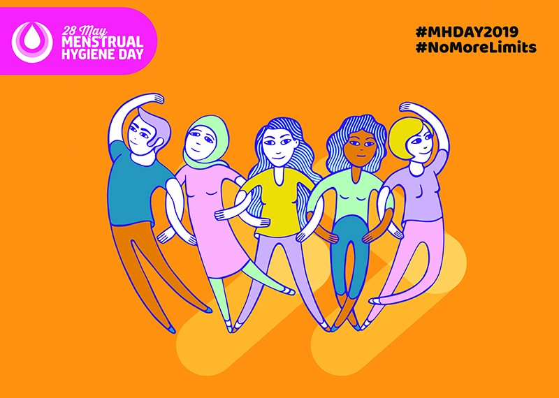Share your Menstrual Hygiene Day video and be a part of the action!