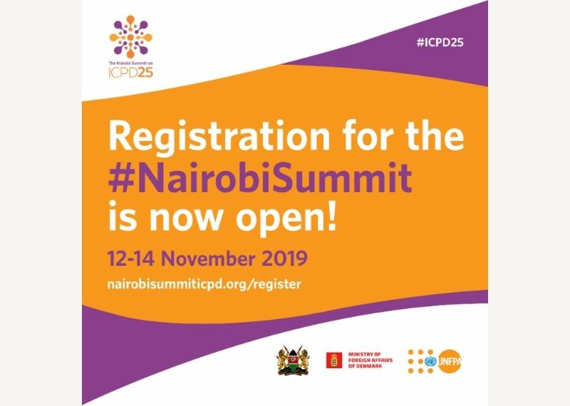Registration for the Nairobi Summit is now open