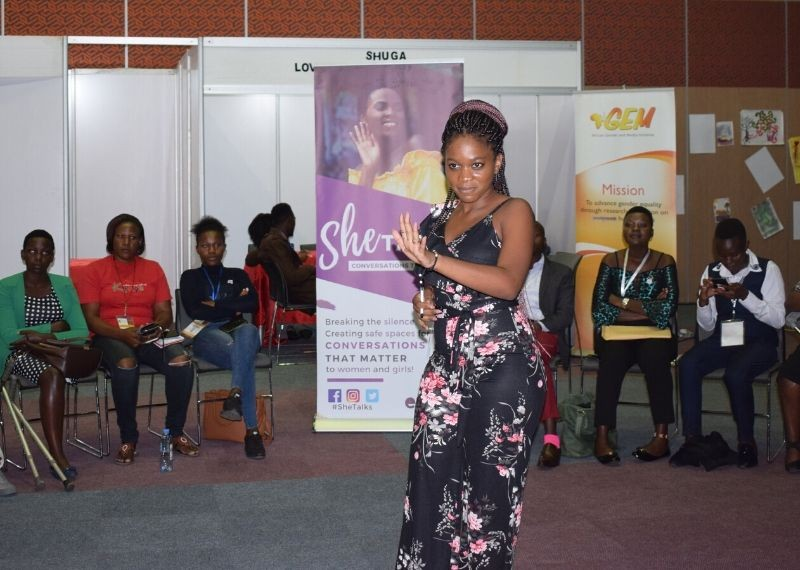 SheTalks at the Africa Conference on Sexual Health and Rights