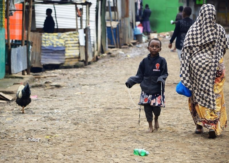 Slum women, girls lack sexual rights
