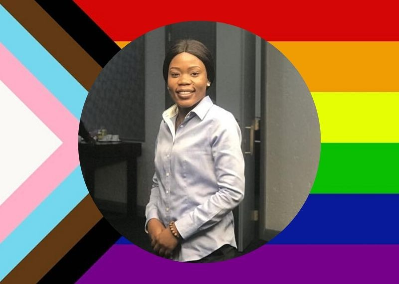 What Pride Month means to me: Cathrine Rhema M'seteka