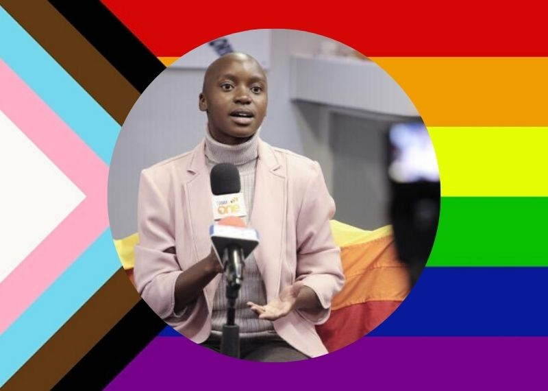 What Pride Month means to me: Ndiilo Nthengwe