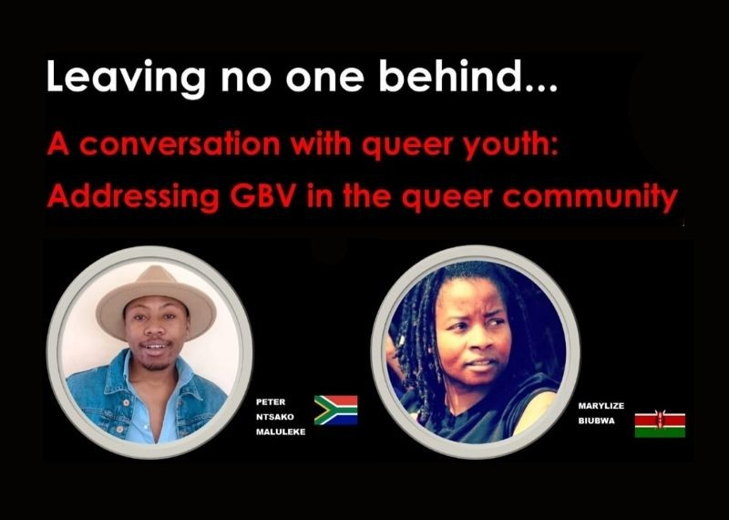 Addressing GBV in the Queer Community