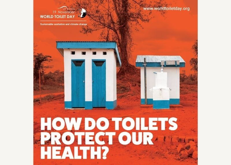 19 November is World Toilet Day!