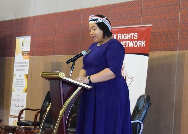 In Case You Missed It: 'Abolish Child Marriage', says Ndebele Queen Sekhothali Mabhena